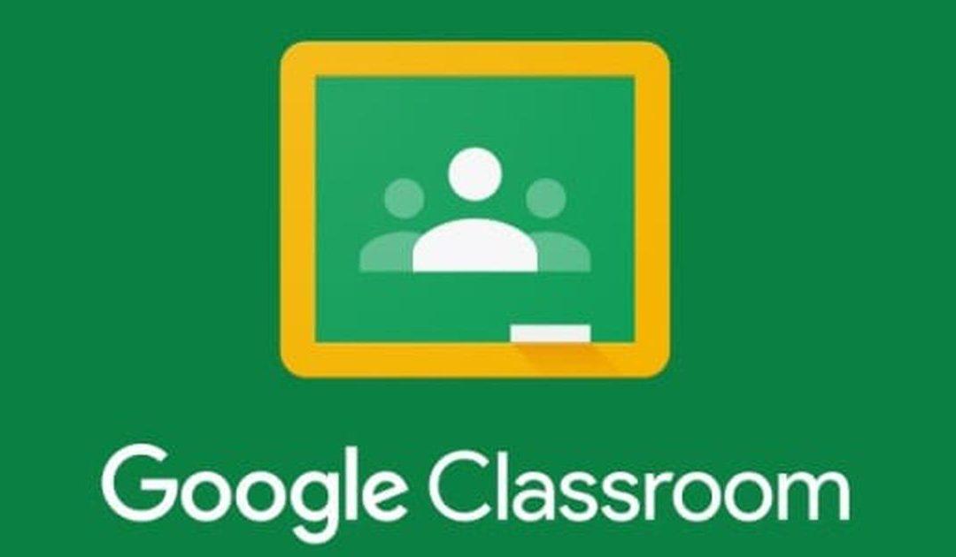 Devoir à rendre via Google Classroom